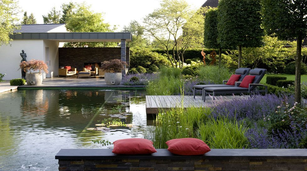 Is A Natural Swimming Pond The Solution To Swimming Pool Headaches Ideas2live4