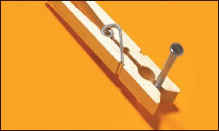 Clothespin Idea