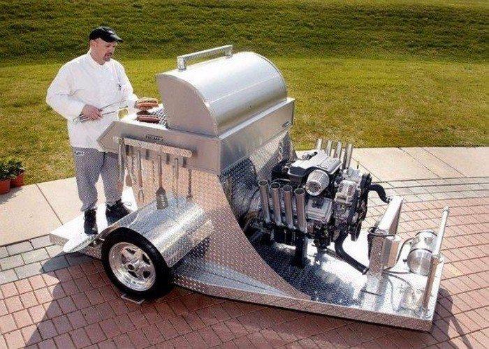 Coolest BBQ Grills