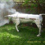 El Toro Smoker