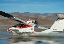 The first Icon A5 has been delivered!