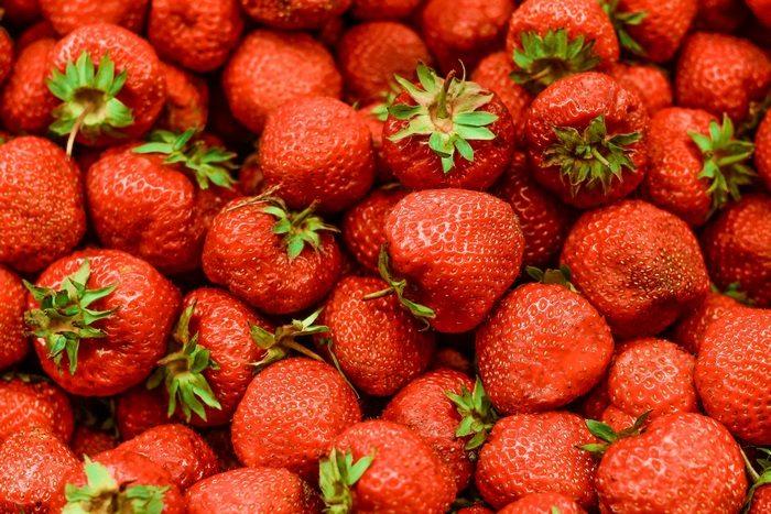 Strawberries aren't berries!