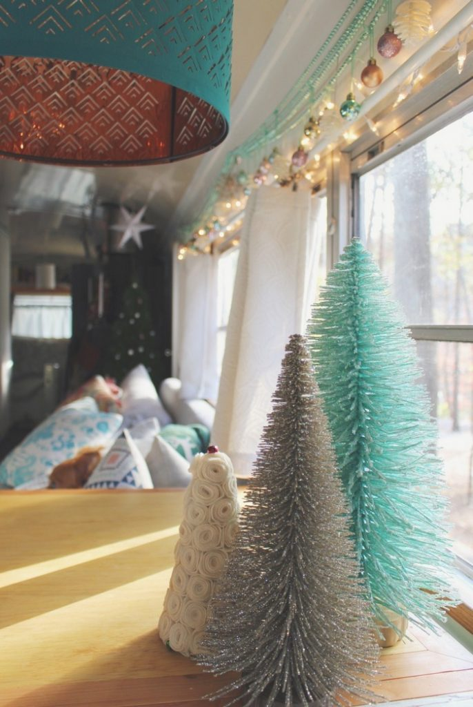 Life on the go from school bus to a truly mobile tiny for Home decorations after christmas