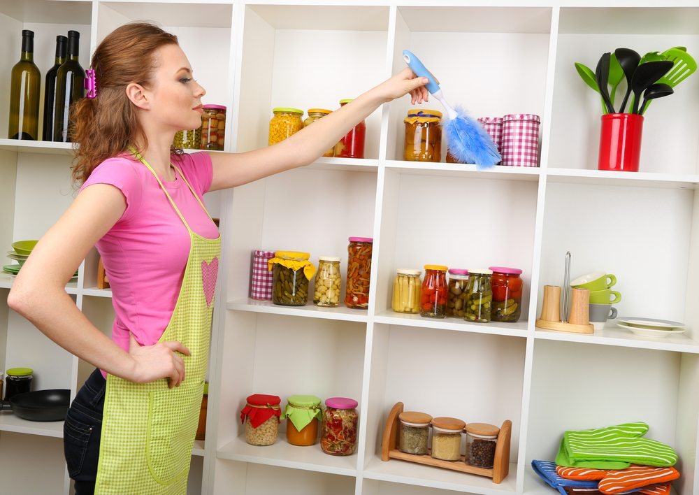 Boosting your kitchen storage