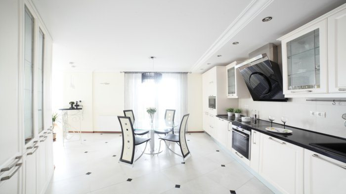 Easy to Clean Kitchen Design Tips and Guidelines2