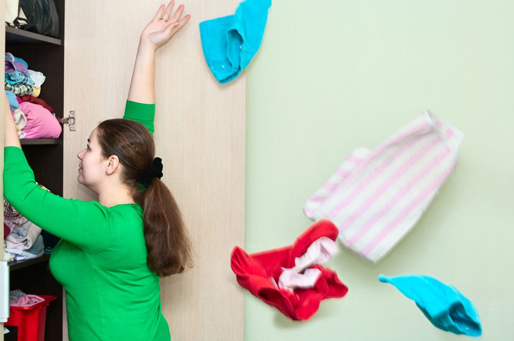 Getting rid of your clutter