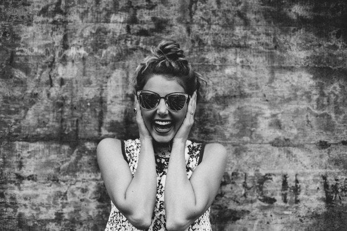 Happy girl by Seth Doyle - 700px