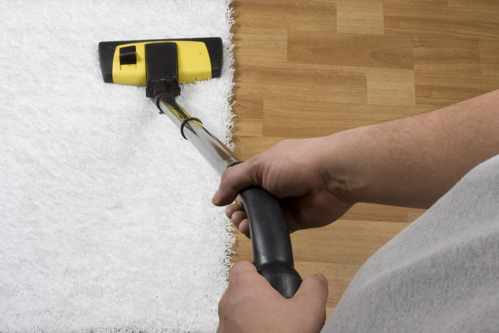 Have your carpet cleaning done professionally