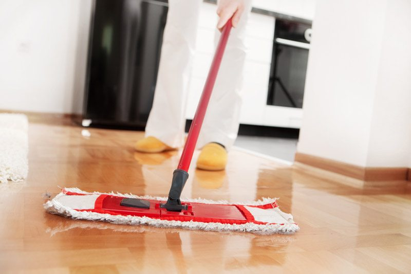 Restoring the shine of your floors