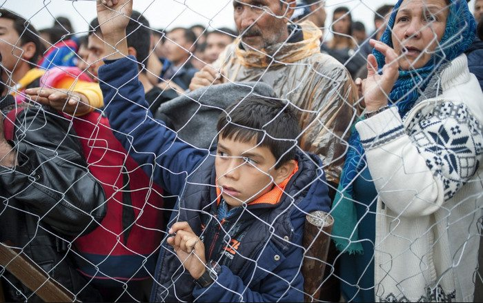 The global refugee crisis is driven by scarce resources, not ideology