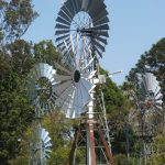 Russell's windmill restoration project has gained internatiuonal recognition for it's historical significance. Toowoomba Queensland Australia