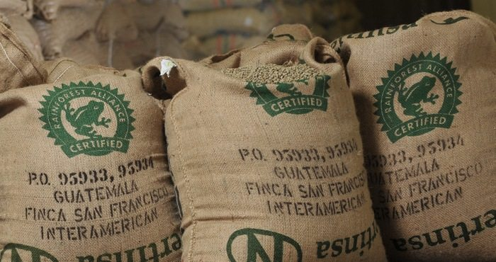Buying Rainforest Alliance certified coffee is a win for the environment