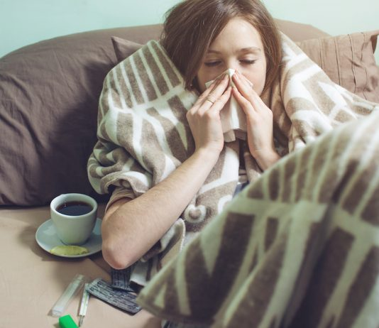 real cause of cold and flu