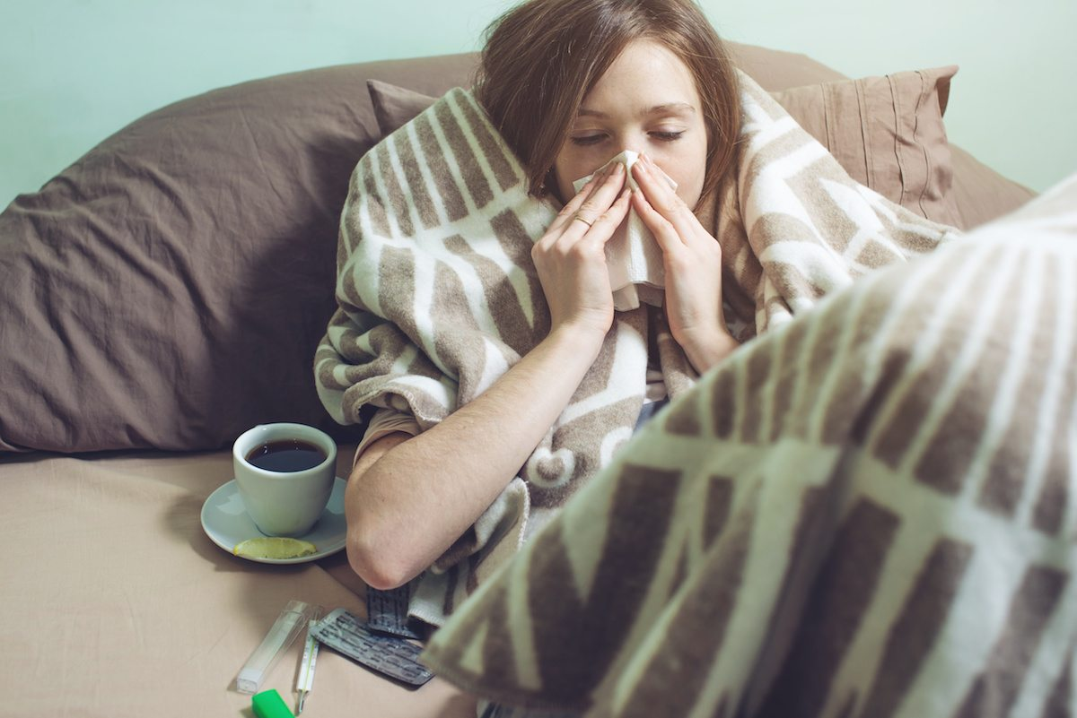 Down with the flu: Why are you really feeling sick?