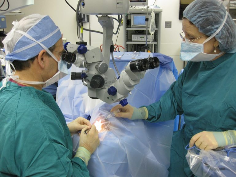 Robotic Surgeon Offers Hope for Prostate Cancer Patients