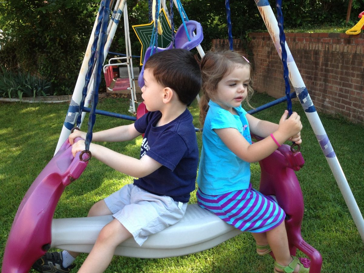 Our playgrounds are safe; but are our kids having fun?