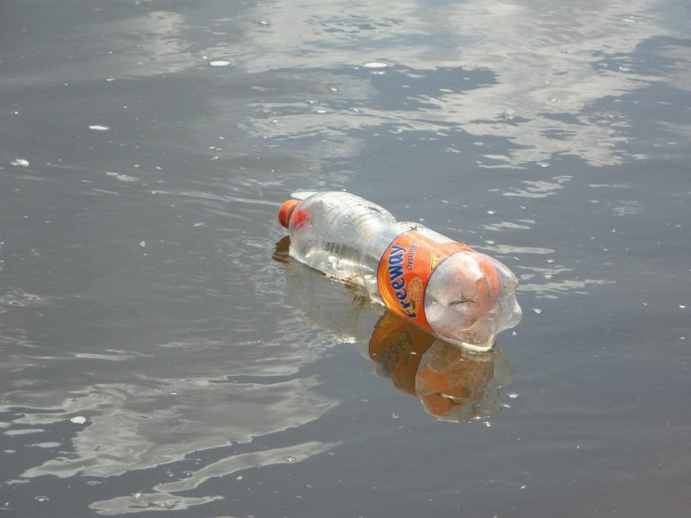 There's a floating patch of garbage out there… and you're probably eating it!