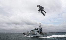 Daedalus: Are Flying Footsoldiers the Future of the Royal Marines?