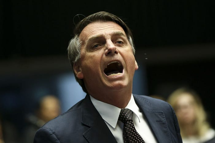 Bolsonaro has approved the use of hundreds of pesticides.