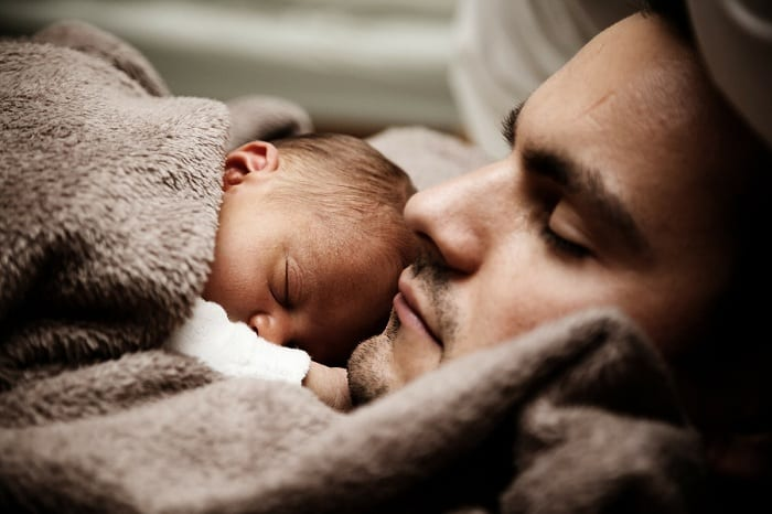 """Becoming a father increases your capacity for love."""