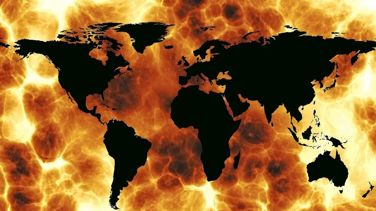 Is Climate Change Pushing Us to a New Eve of Destruction?