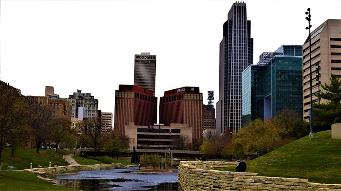 Omaha is a bustling metropolis that celebrates its past.