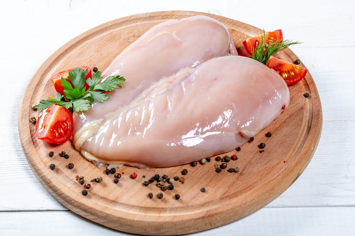 Don't Wash Raw Chicken, USDA Warns