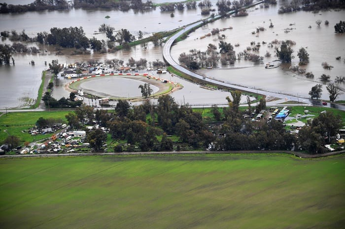 The new USGS study says rising levels may cost California as much as US$150 billion in property damage each year