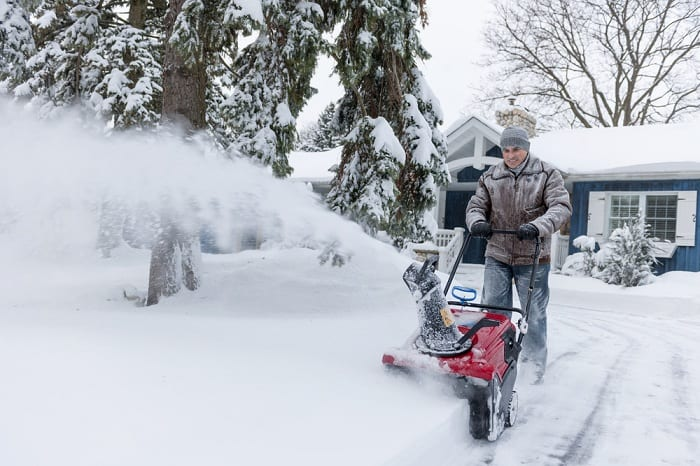 Do not wait for the big one to hit before you dig out and fire-up that snowblower.