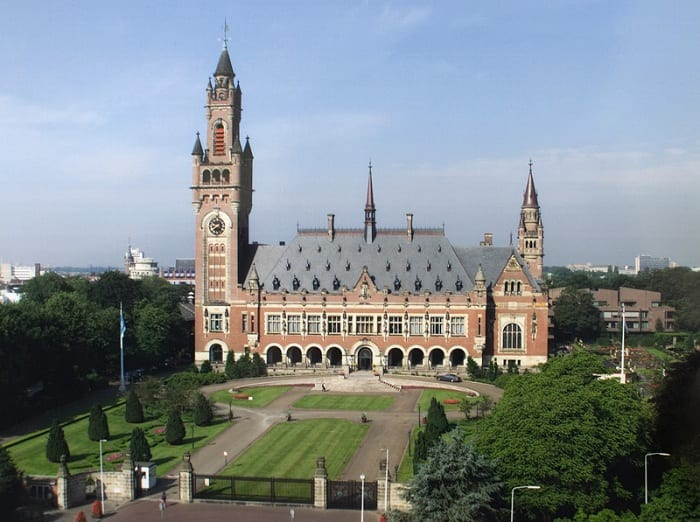 The Permanent Court of Arbitration, a globally recognized tribunal based in The Hague, ruled against  China