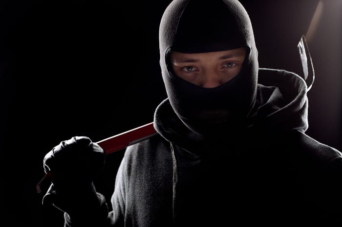 The FBI estimates that there were nearly two million burglaries throughout the US in 2013.