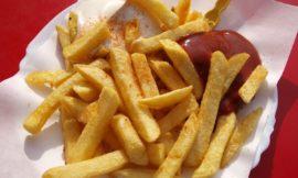 UK Teen Goes Blind on Junk Food