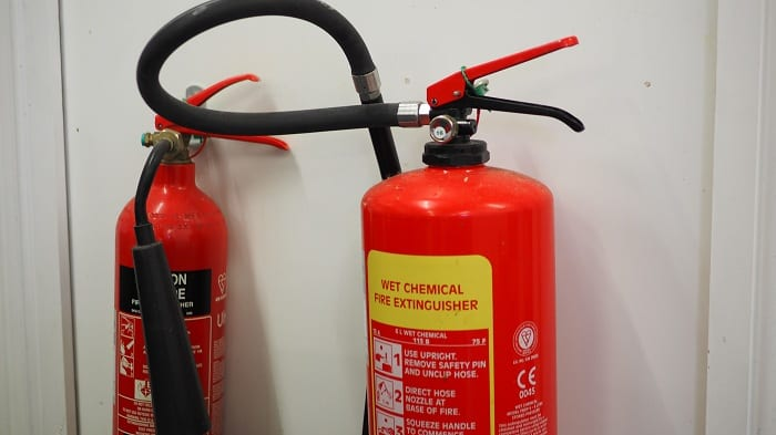 Having fire extinguishers in your home and knowing how to use them is a crucial component of your emergency plan.