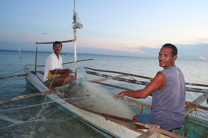 Filipino fishermen have been watching the poachers for years