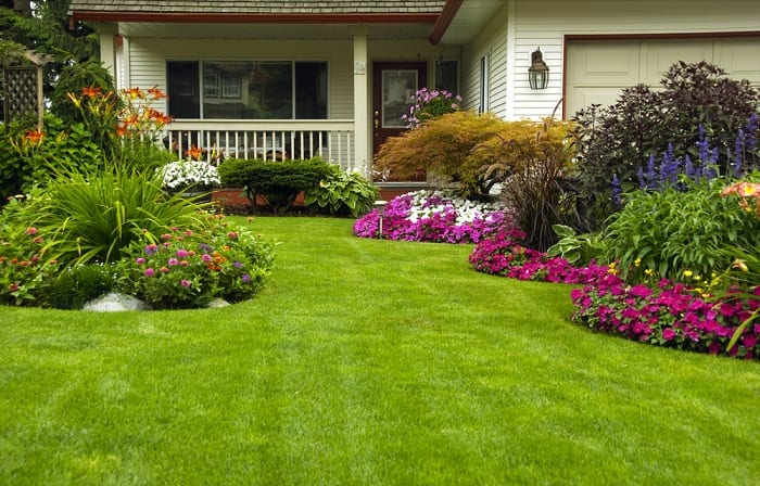 Giving your home an improved exterior appeal will make it look better overall.