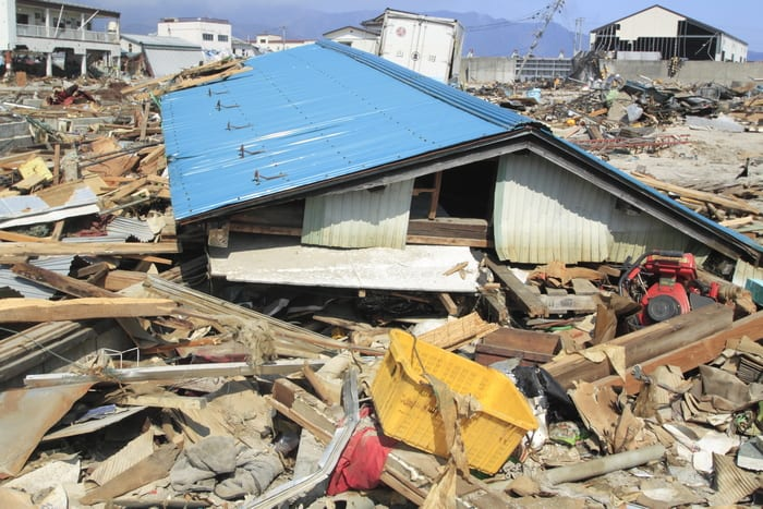 Life doesn't always go according to our plans - the great East Japan Eathquake