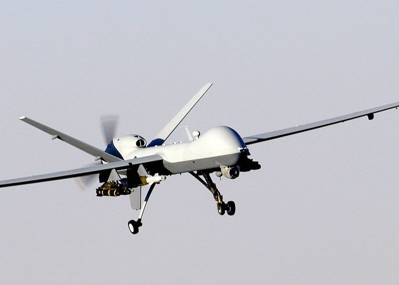 The US Central Intelligence Agency used drones to assassinate Al Qaeda commanders in Pakistan and the Hindu Kush.