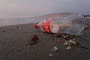Coke, Pepsi, Nestle and others are being sued for polluting our oceans