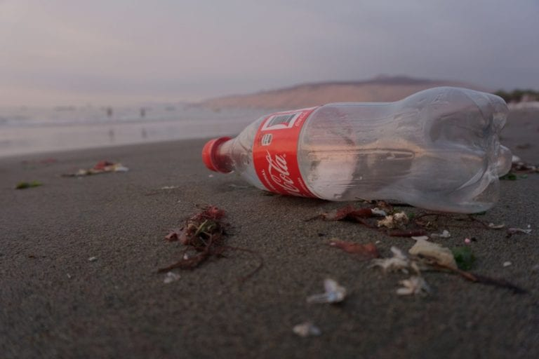 Nestlé, Coke and Pepsi being sued as major polluters!