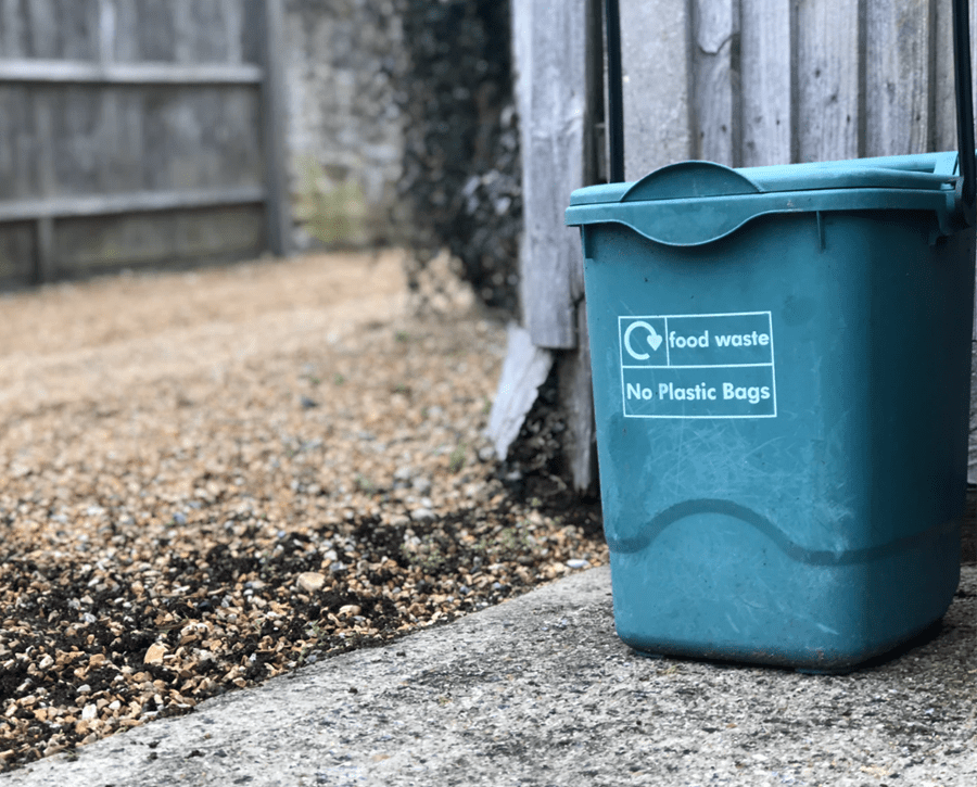 Some councils are now offering a collection service for organic waste.