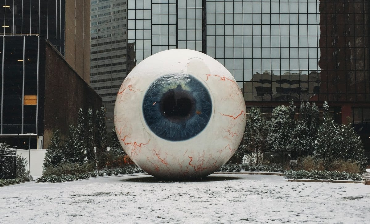 Is 'Big Brother' watching you?