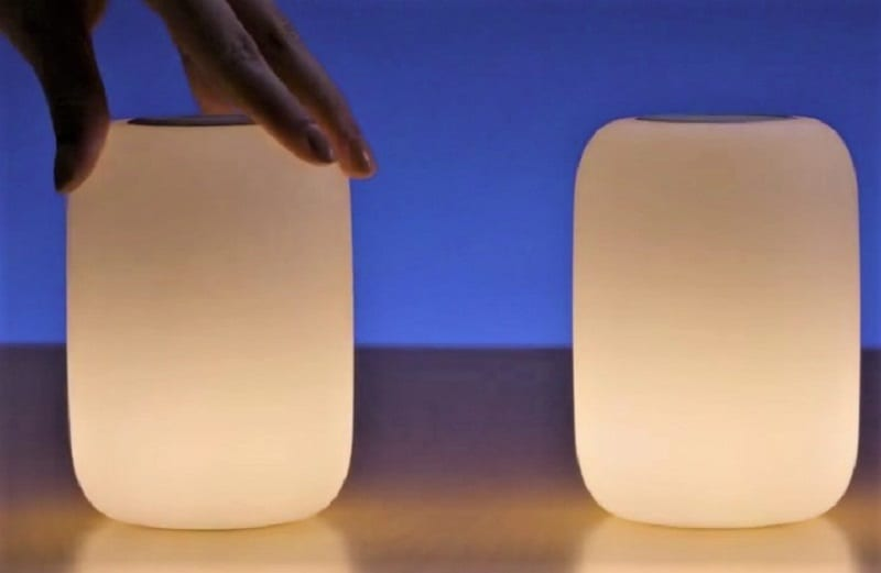 The Casper Glow Light is an adjustable sunrise alarm with one-touch controls.