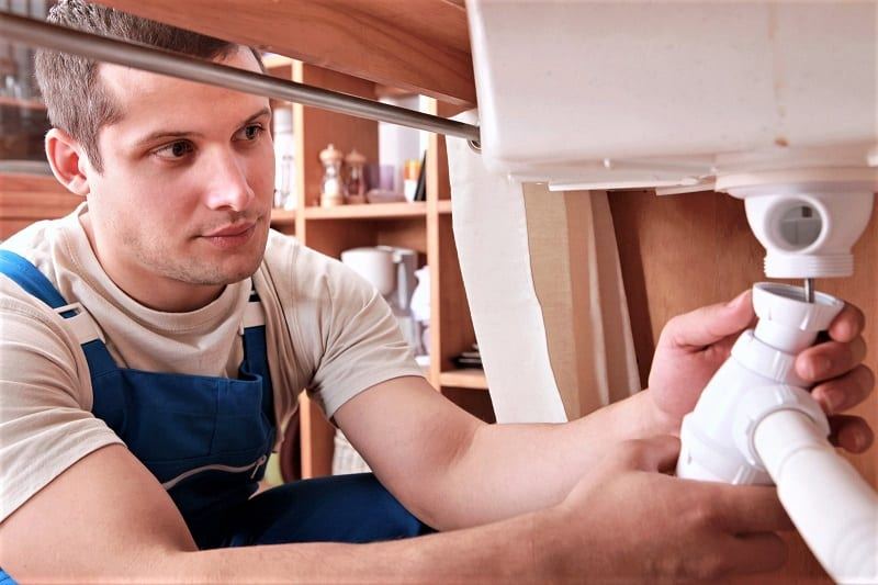 Once you've completed the purchase and moved in to your home, you're responsible for maintenance.