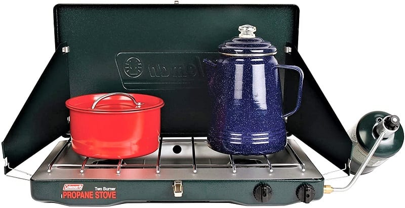 The Coleman Classic is a simple, functional stove that boasts rock-steady outdoor performance.