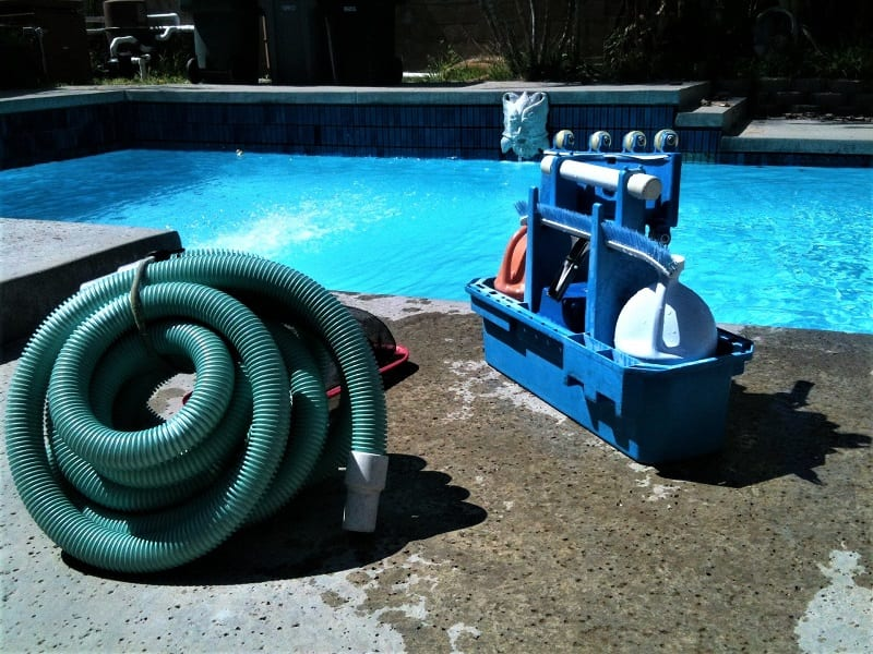 Many first-time swimming pool owners are caught off guard by the amount of upkeep a pool requires.