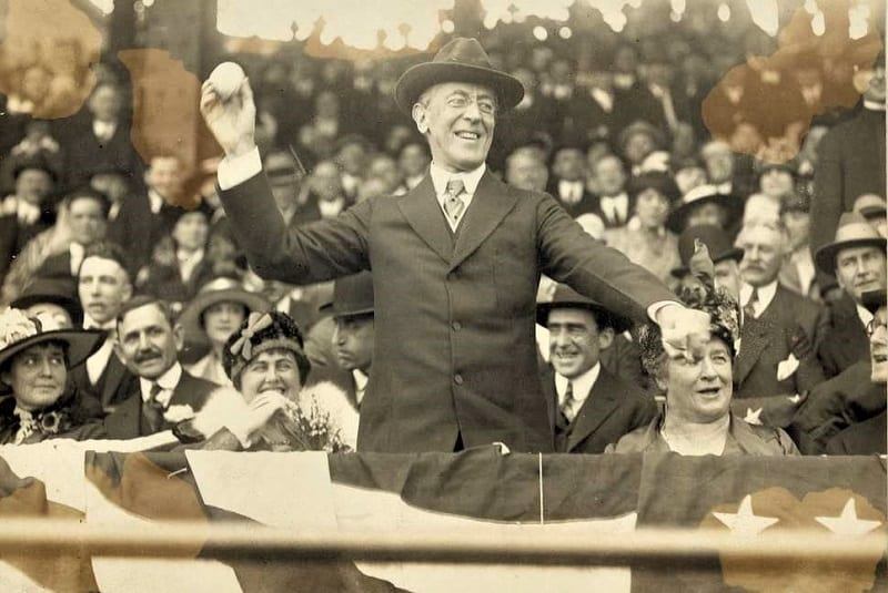Such was the success of Anna's work that news of it reached President Woodrow Wilson.