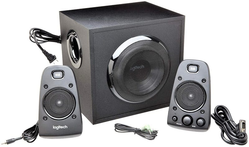 Logitech Z623 Home Speaker System isn't cheap but its sound and performance make it a worthwhile purchase.
