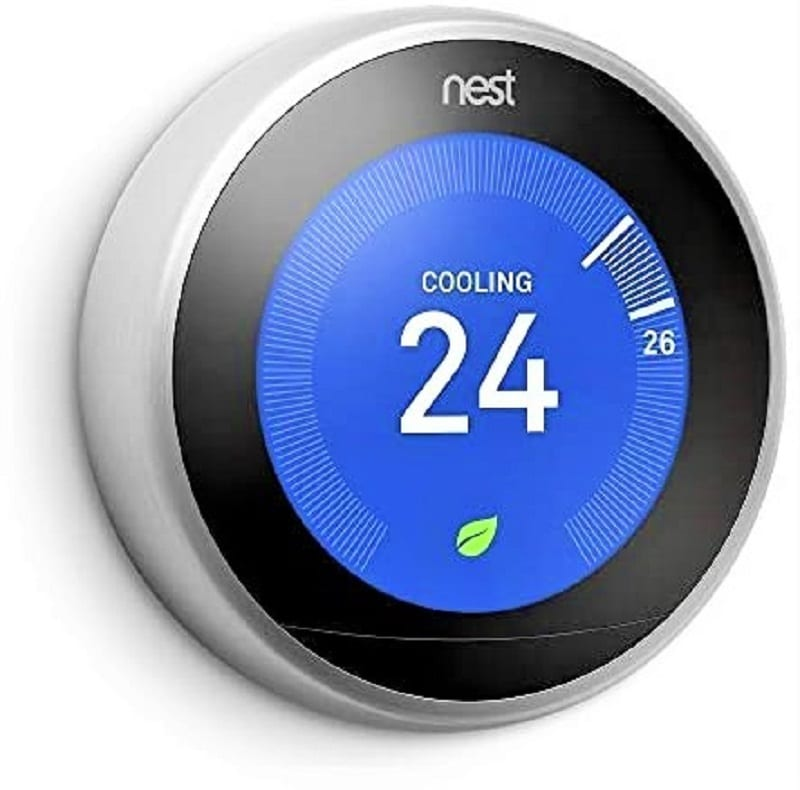 The third-generation Nest Learning Thermostat has all the smarts of its predecessors and adds some new features.