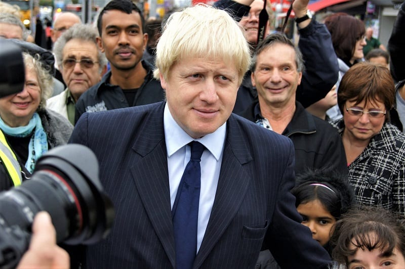 The tough new advertising guidelines come after UK Prime Minister Boris Johnson changed his view on personal health decisions.  Johnson spent a week in hospital with coronavirus last year.