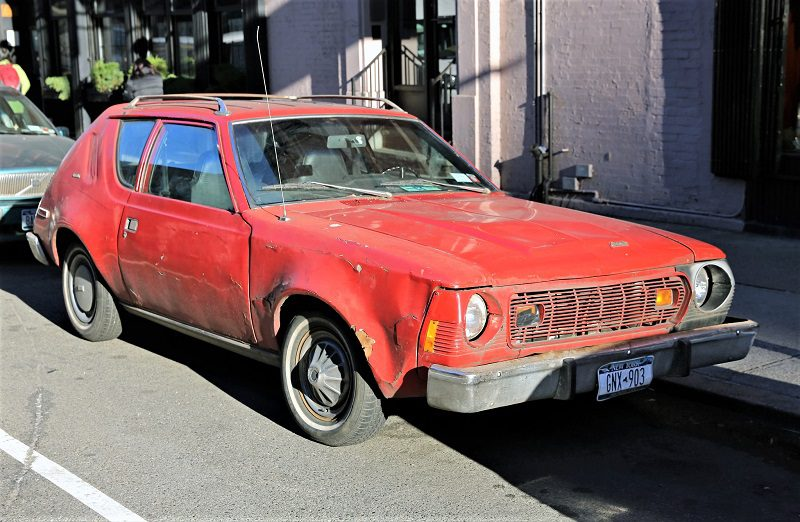 You may find it difficult to believe now, but American consumers liked the look of the AMC Gremlin when it first hit the market.